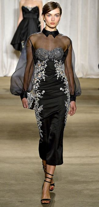 Marchesa - FWNY  - Passion Style PR FW2013 favorite looks