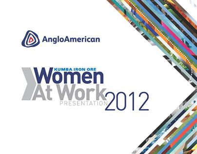 "Check out new work on my @Behance portfolio: ""AngloAmerican Woman at Work Brochure"" http://be.net/gallery/53110237/AngloAmerican-Woman-at-Work-Brochure"