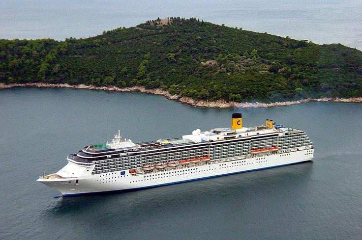 Costa Atlantica - Caribbean cruise