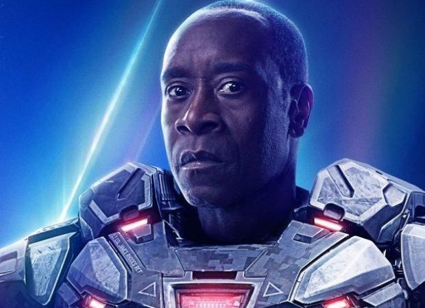 Don Cheadle Says Marvel Studios Gave Him Two Hours To Decide On War Machine S Role For Iron Man 2 War Machine Iron Man Movie Avengers