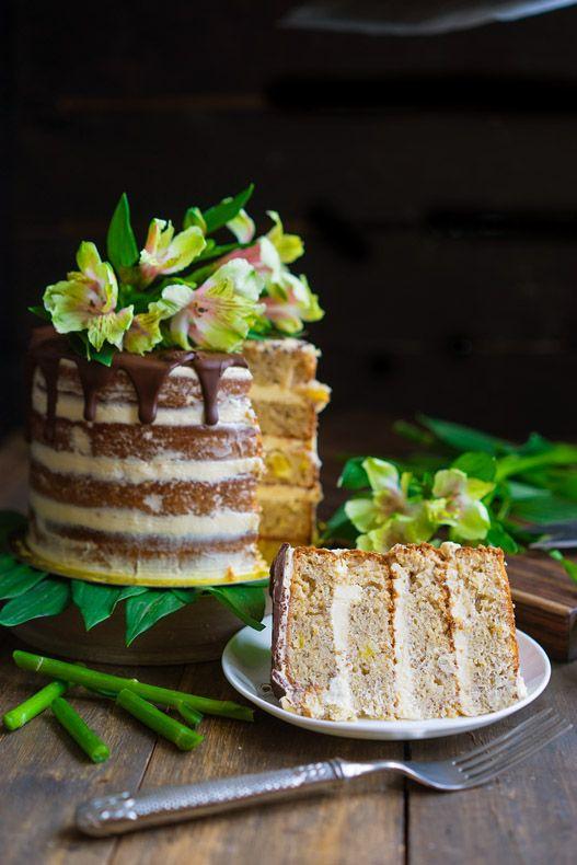 Удивительный торт «Колибри»