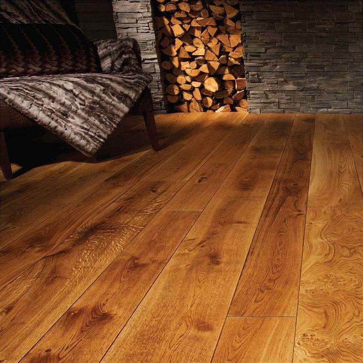 Ted Todd Wide Plank Classic Sherwood Engineered Oak Flooring