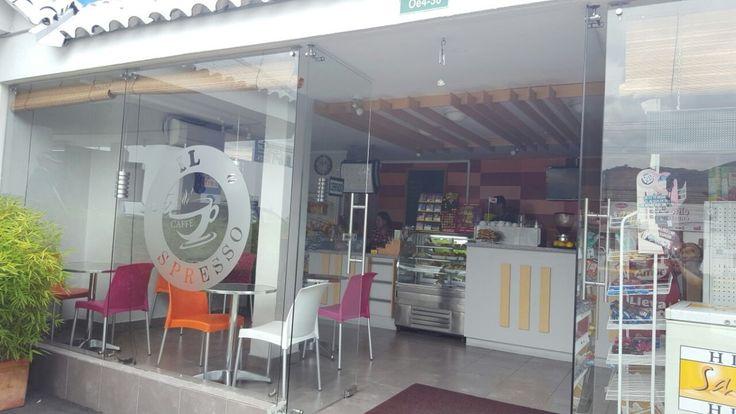 cafeteria minimarket - muy buen negocio(ventas 8000 mensual)
