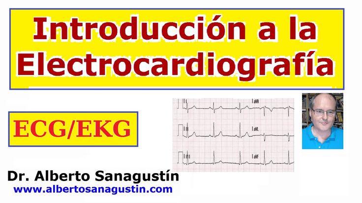Electrocardiograma explicado fácil-Clases de Medicina