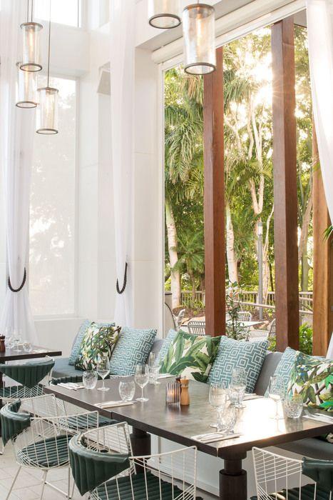 Latest entries: Garden Kitchen & Bar (Broadbeach, Australia), Australia & Pacific Restaurant