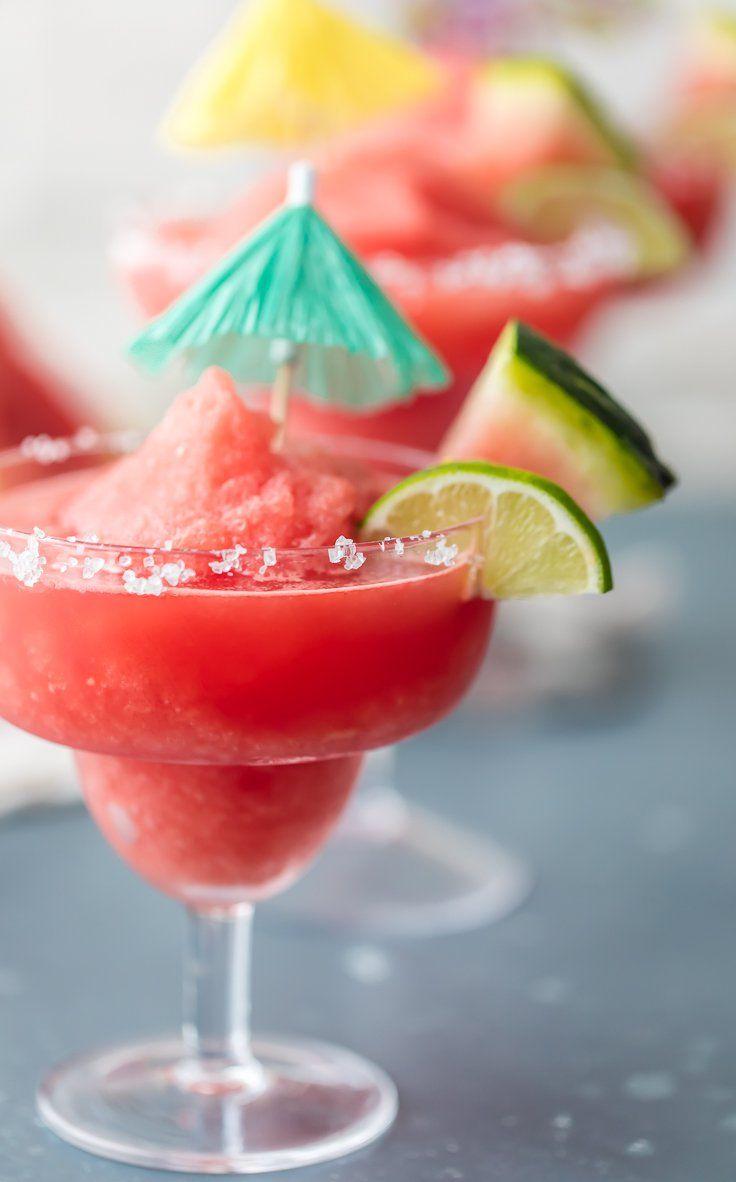 about Frozen Watermelon Margarita on Pinterest | Watermelon margarita ...