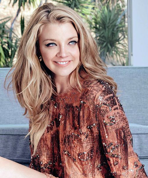 Natalie Dormer photographed by John Russo for Marie Claire Mexico, February 2016