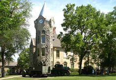 Fort Riley, KS    Lived here for a spell....plus I went back to visit friends!