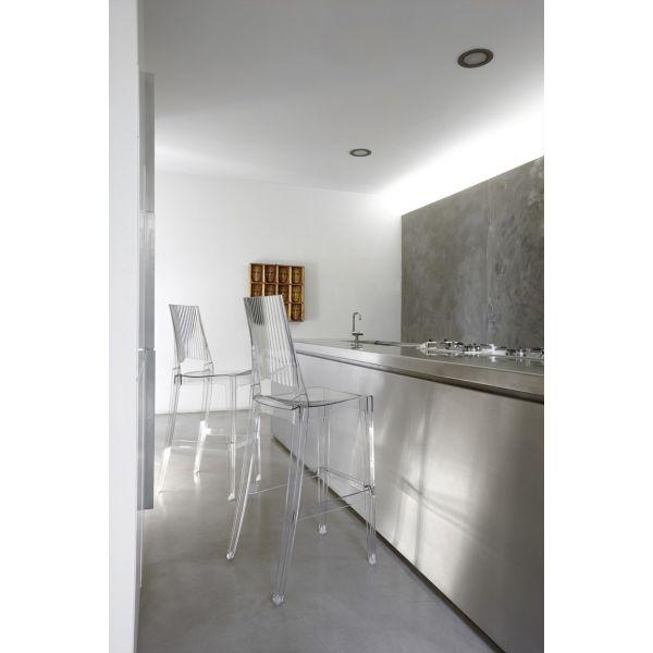 Sgabelli alti modello Glenda. Moderni per casa, cucina, soggiorno, ufficio, bar, pub, negozio, ristorante, albergo al miglior rapporto prezzo – qualità.