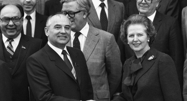 Маргарет Тэтчер: «Как мы разрушали СССР»