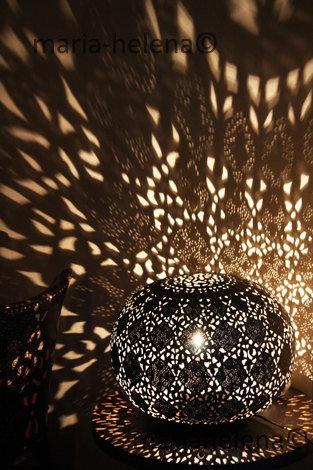 lantern light, morocco - dancing light reflections photo - lantern photo- marrakech lantern light - moroccan lantern light reflections