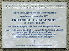 https://de.wikipedia.org/wiki/Friedrich_Hollaender