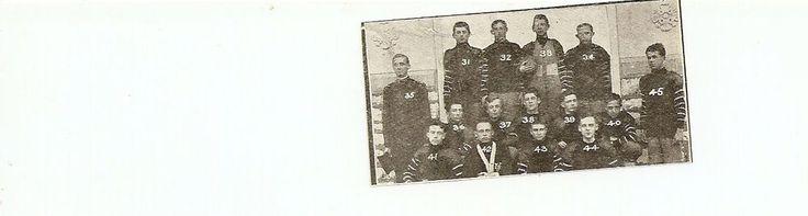 Western Military Academy Upper Alton Illinois 1st Tm 1909 Football Team Picture   Sports Mem, Cards & Fan Shop, Vintage Sports Memorabilia, Other Vintage Sports Mem   eBay!