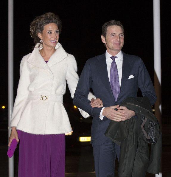 Prince Maurits and Princess Marilene of The Netherlands Photos - Netherlands Royal Family Attend A Celebration Of Princess Beatrix's Reign - Zimbio