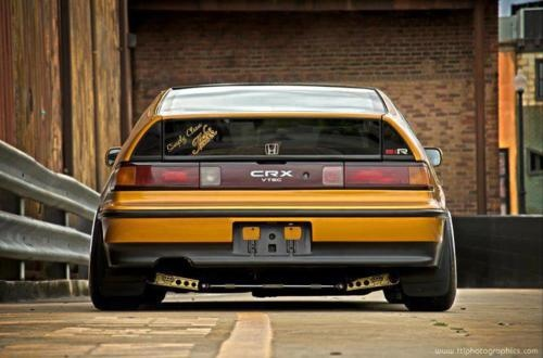 Honda CRX...I had this..but mine was a maroon color...LOVED that car!!!!!