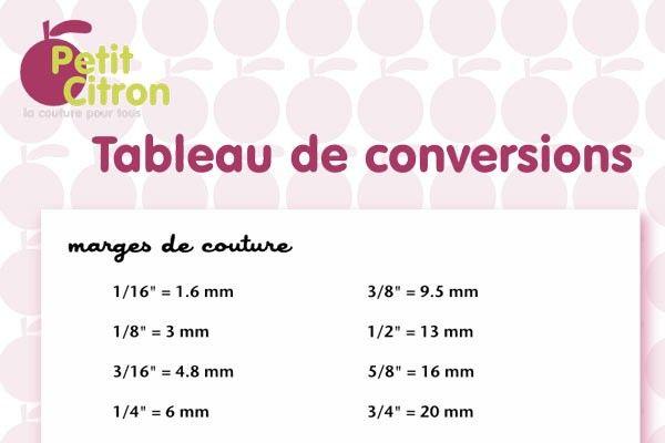 Best 25 metre de couture ideas on pinterest diy coussin for Tableau de conversion
