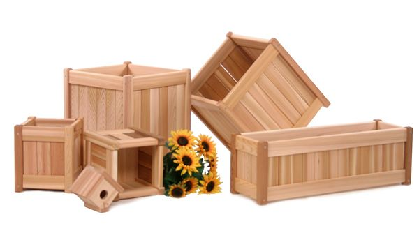 planter box set
