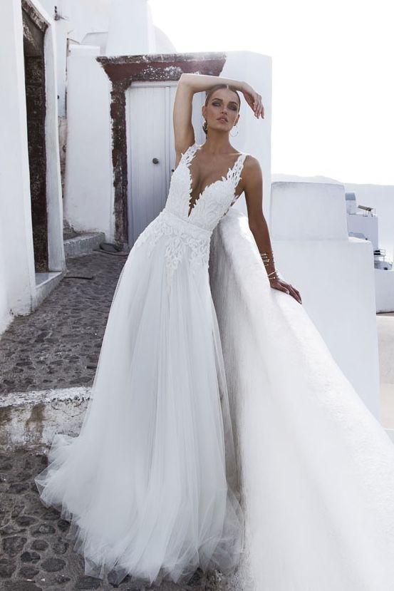 Glamorous Julie Vino Wedding Dresses - MODwedding