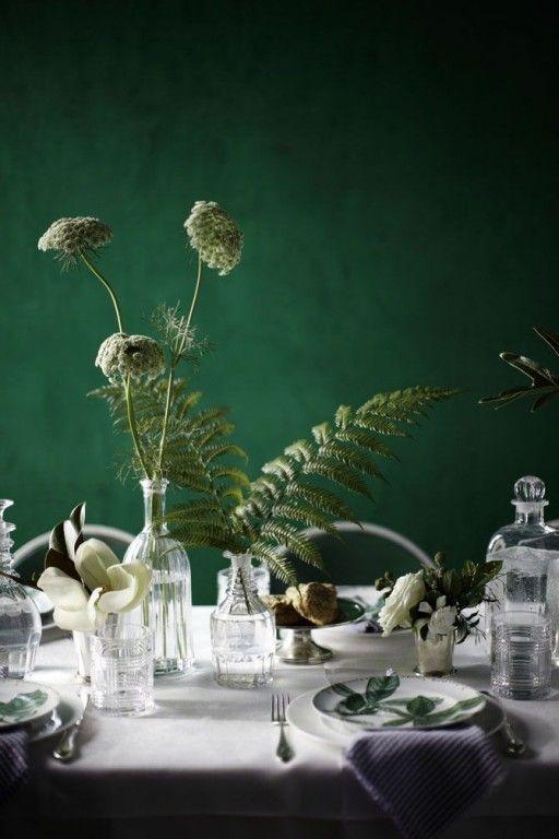 Kleur & Interieur | Groen in jouw interieur – Stijlvol Styling - WoonblogStijlvol Styling – Woonblog