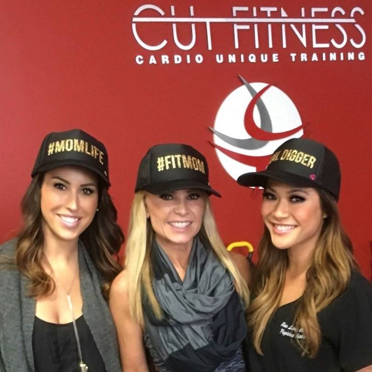 We had so much fun with Real Housewives of Orange County's Tamra Judge at the RIOT Social Club event yesterday at CUT Fitness!!