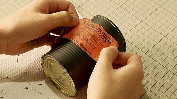 話題の空き缶リメイクDIY!サビ感がシブい男前リメ缶の作り方♪ | CRASIA(クラシア)
