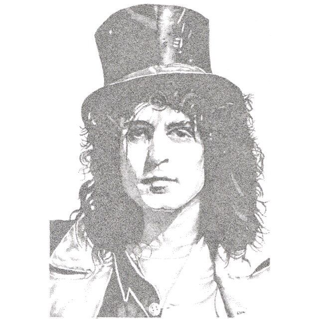 Marc Bolan by SerenInspired on Etsy https://www.etsy.com/au/listing/190203341/marc-bolan