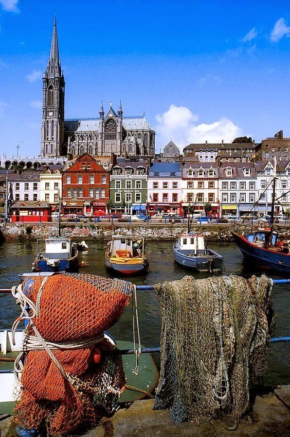 Cobh, Co Cork, Ireland                                                                                                                                                      Más