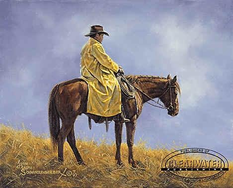 JOHN SCHNURRENBERGER  Yellow Slicker          Yellow Slicker