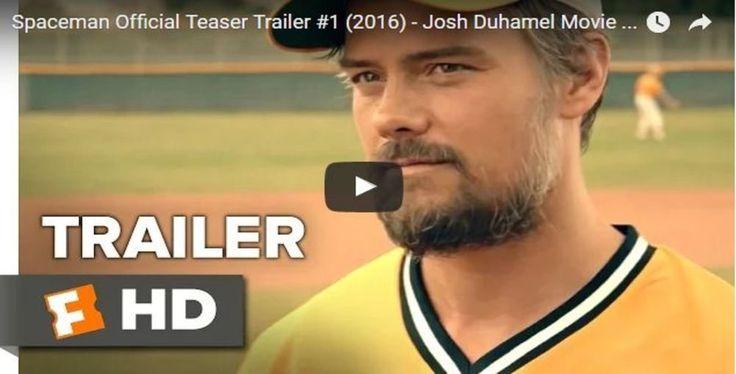 spaceman official trailer 1 2016 josh duhamel movie