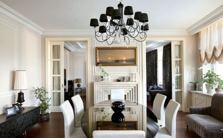 Art Deco Dining Room Dining Rooms And Eating Areas Pinterest