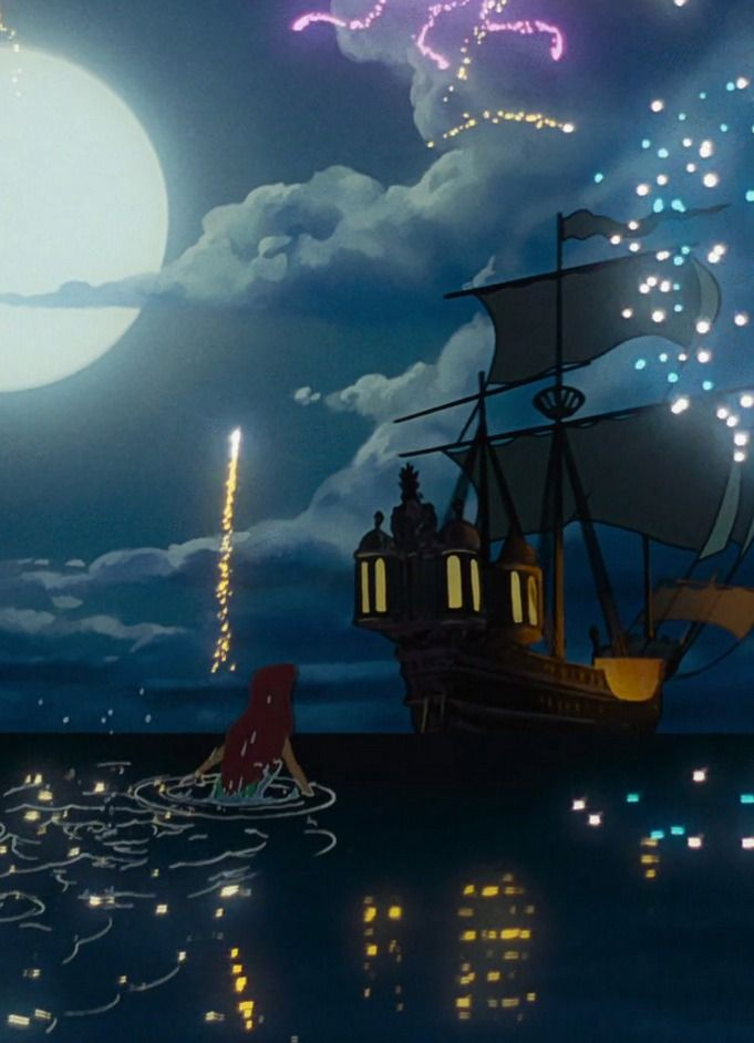 Pretty much all of the scenes in this movie are ridiculousely gorgeous, but this one has to be my favorite!