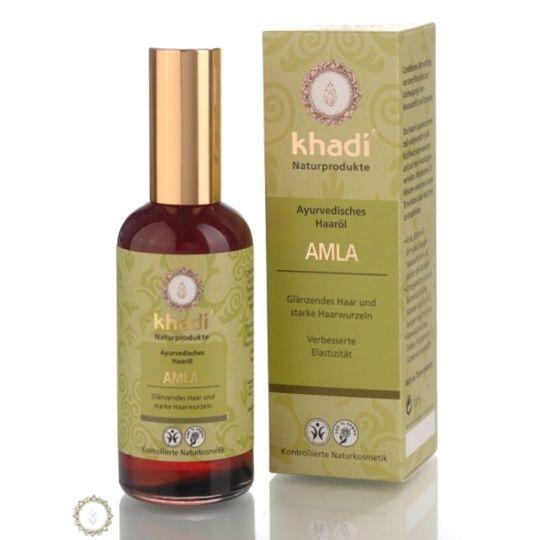 Ajurwedyjski olejek do włosów AMLA - KHADI   Naturalne, ekologiczne kosmetyki i…