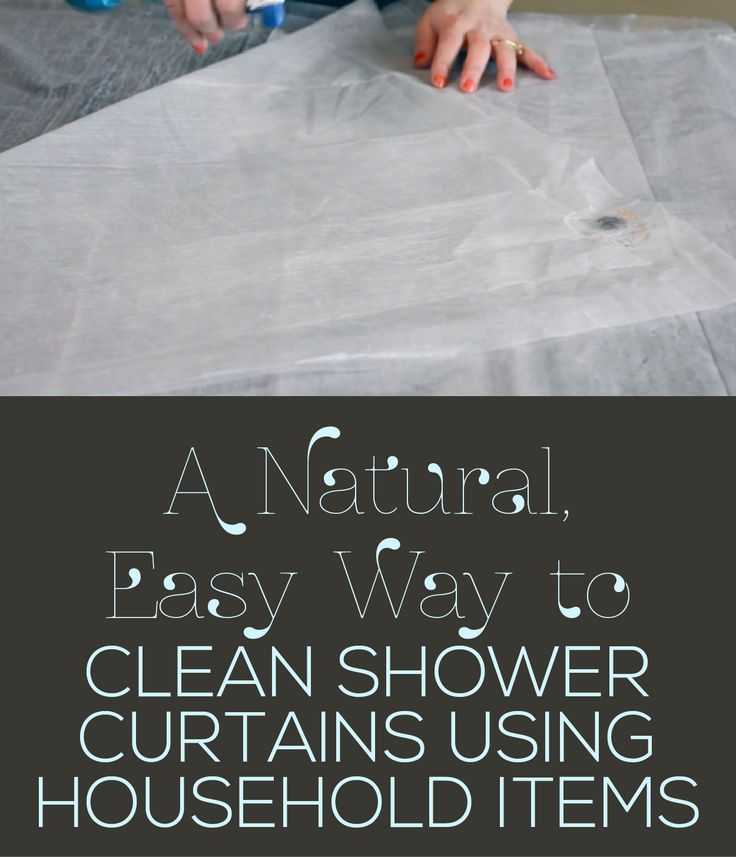 Best 25+ Clean Shower Curtains Ideas On Pinterest | Wash Shower Curtain,  Washing Machine Smell And Mold Remover Shower