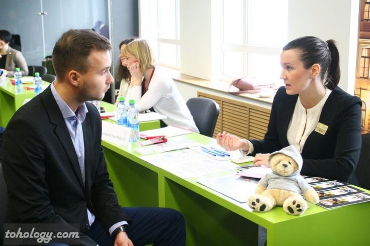 Career Day in Hospitality Industry 2013 (Kempinski Hotel Moika 22)