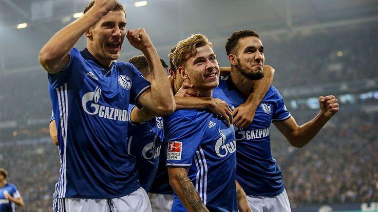 Schalke 3-0 FSV Mains