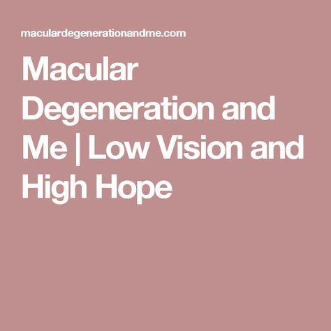10 best **Macular Degeneration** Patient Education images on - presumed ocular histoplasmosis