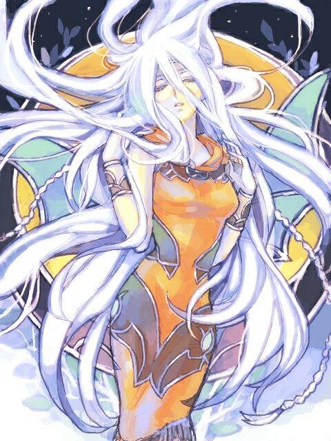 Maiden with eyes of blue Kisara Yugioh DM