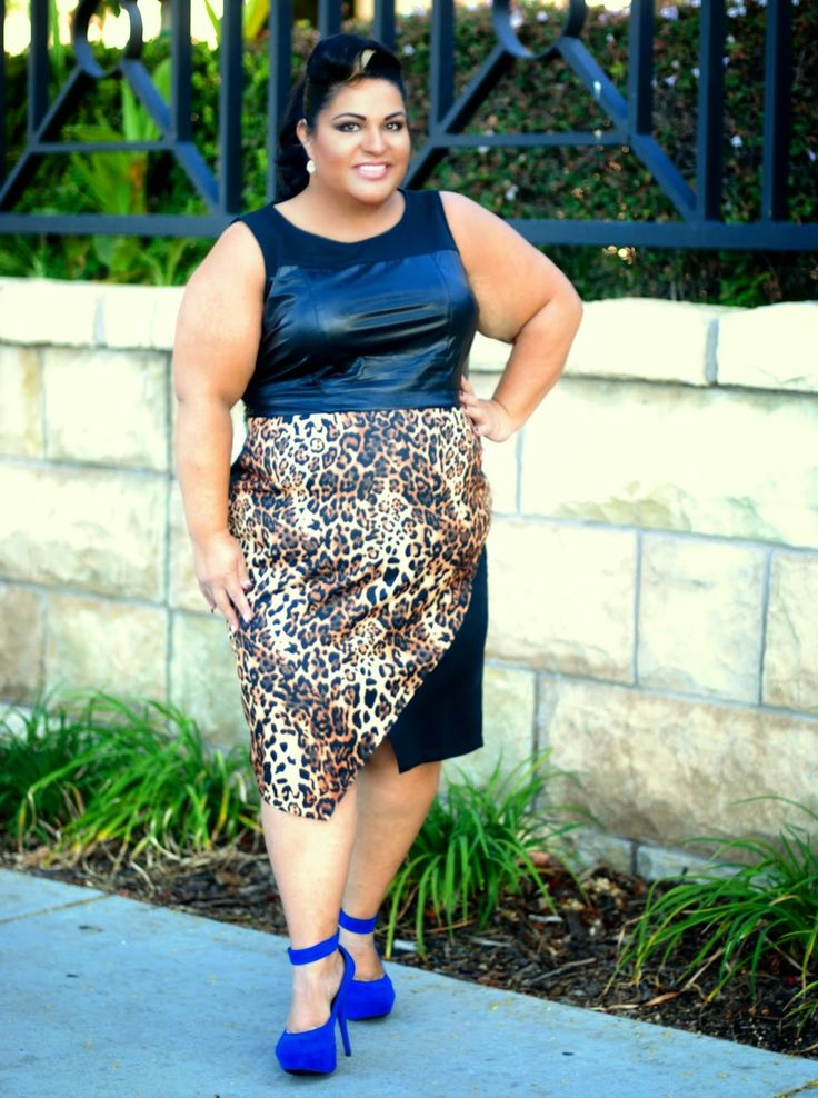 NEW Blog Post|  A-Symmetrical Animal Print Perfection! (#OOTD) @Eloquii #Eloquii #BBWGeneration #PlusSize #Fashion #PSBlogger #Fblogger #BlogsByLatinas #LatinaBloggers #FATshion #Blogger #Blogera #Latina #AnimalPrint #Faux #FauxLeather #Trend #Fall2014 #effyourbeautystandards #Petite #BBW #latina #Giving40HELL