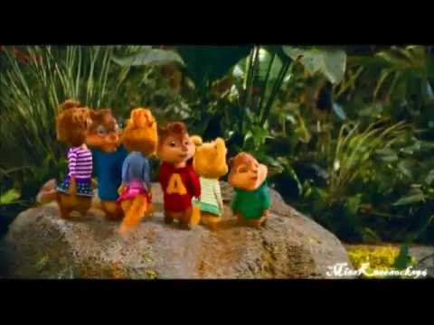 Brittany And The Chipettes- Bad Romance (Chipwrecked)