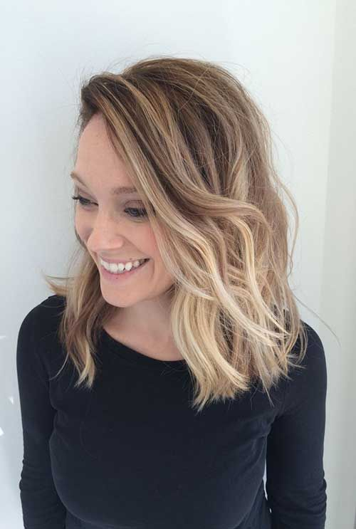 Superb 1000 Ideas About Collarbone Length Hair On Pinterest Side Sweep Short Hairstyles Gunalazisus