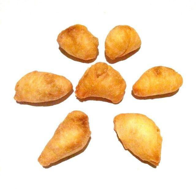 Mini-Fried Banana Roll #richoz