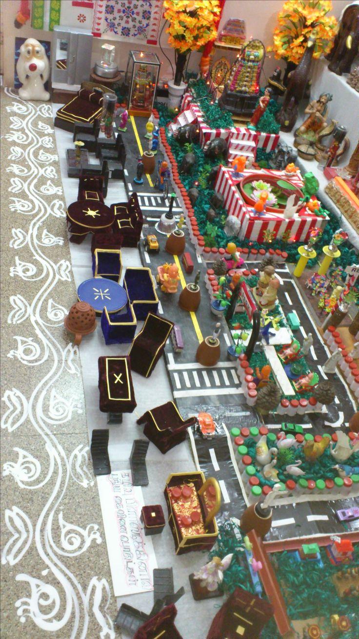 Golu Decoration Tips 17 Best Images About Navarathri Golu Ideas On Pinterest