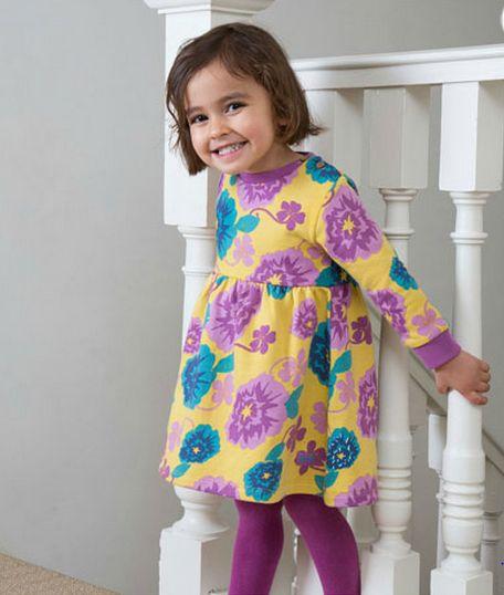 Kite Dress at Cottontail Kids Clothing
