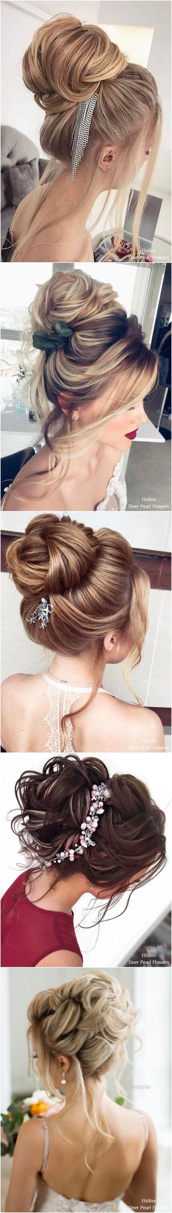 30 Elstile Long Wedding Hairstyles and Updos #wedding #weddingideas #hairstyles #elstile  #weddingupdos http://www.deerpearlflowers.com/elstile-long-wedding-hairstyles-and-updos/