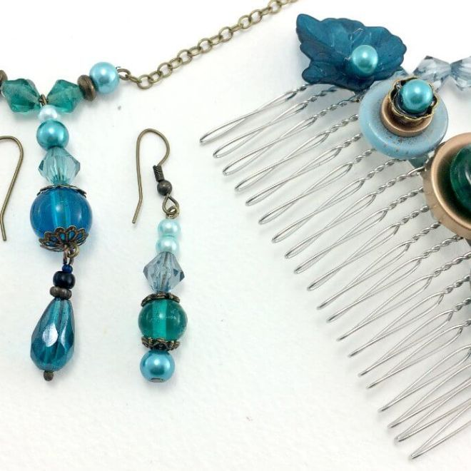 peacock-nouveau-hair-comb-necklace-and-earrings