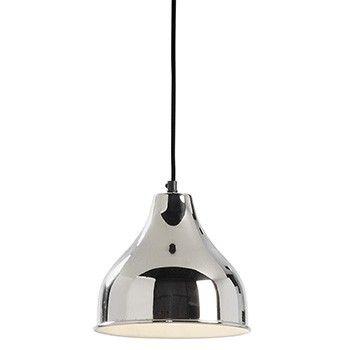 Lampe suspension en forme de pot de verre. Fil en corde rouge. Pour ampoule E-14 non comprise.
