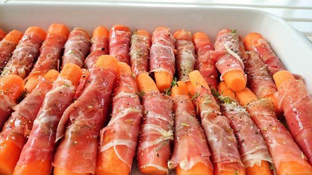 Foto: Sara B. Hansen.   D isse lækre gulerødder er et fantastisk tilbehør som er lidt anderledes end hvad man ofte ender med at servere ti...