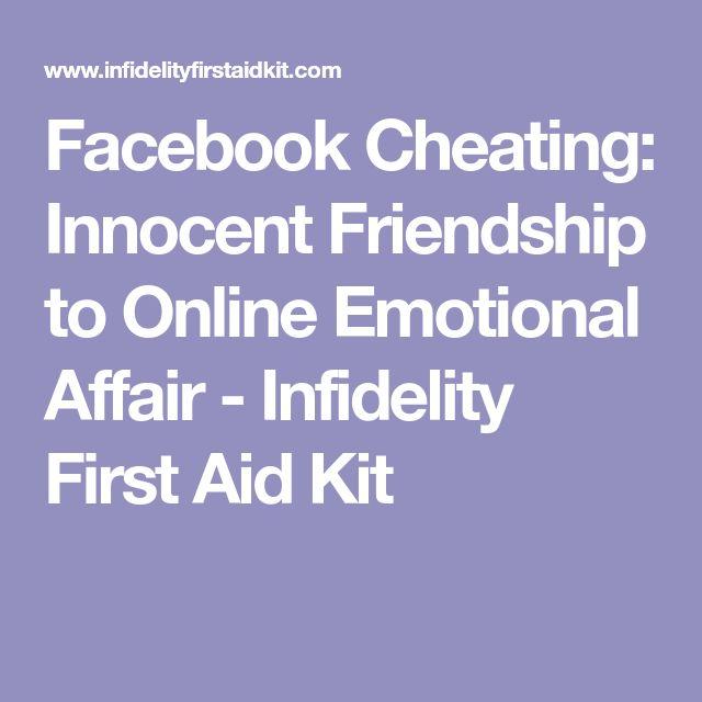 When Friendship Becomes An Emotional Affair