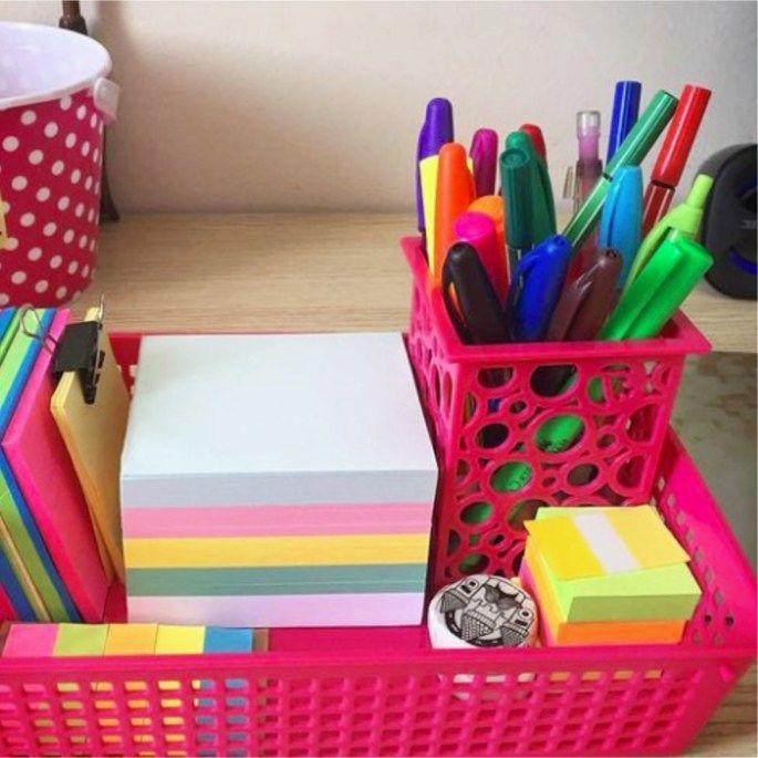 Desk Organization Ideas Simple Tips Diy Ideas For Your Home