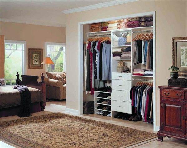 Reach In Closet Reach In Closet Reach In Closet Save Space Hanging ,  Storage,